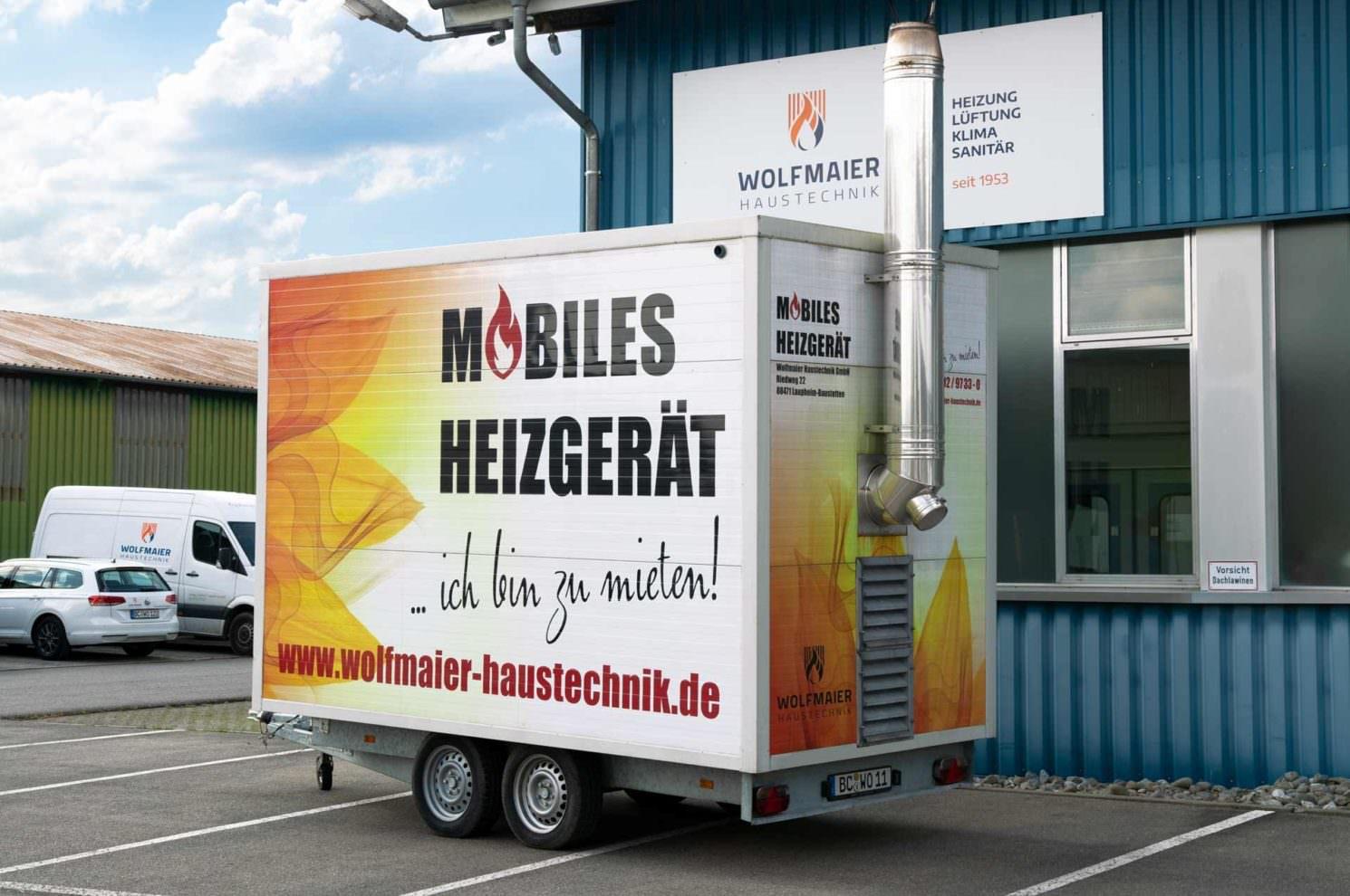 Mobile Heizgeräte