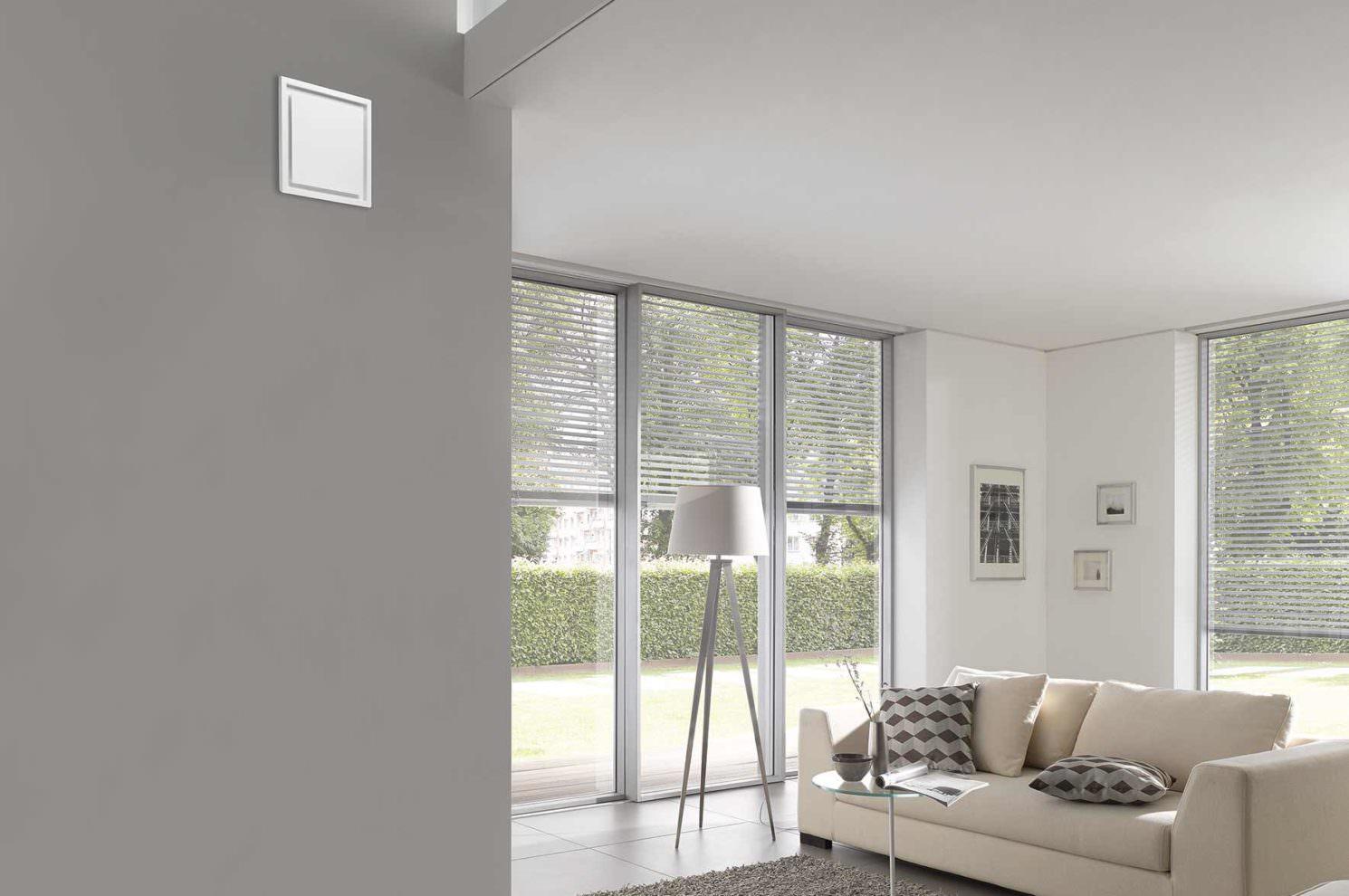 Deckengeräte zur Wohnraumkühlung